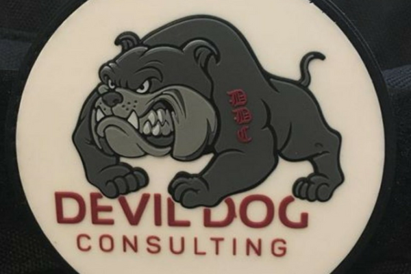 Devil Dog Consulting Patch